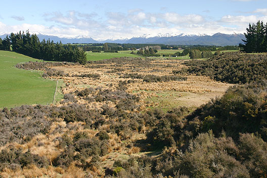 A Landcorp, Waiau Trust habitat enhancement agreement on Landcorp's Mararoa Station